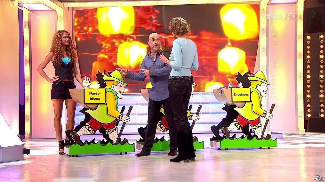 Doris Rouesne dans le Juste Prix. Diffusé à la télévision le 02/02/10.