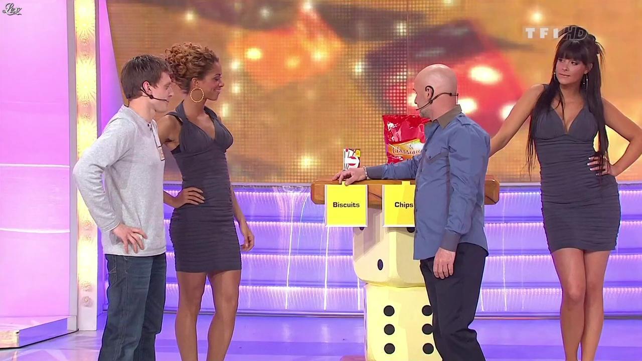 Les Gafettes dans le Juste Prix. Diffusé à la télévision le 27/04/10.