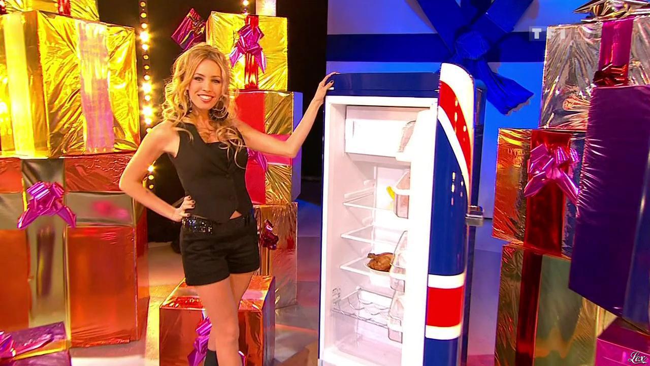 Nadia Aydanne dans le Juste Prix. Diffusé à la télévision le 02/02/10.