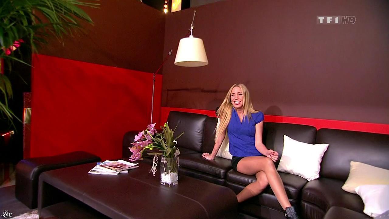 Nadia Aydanne dans le Juste Prix. Diffusé à la télévision le 21/01/10.