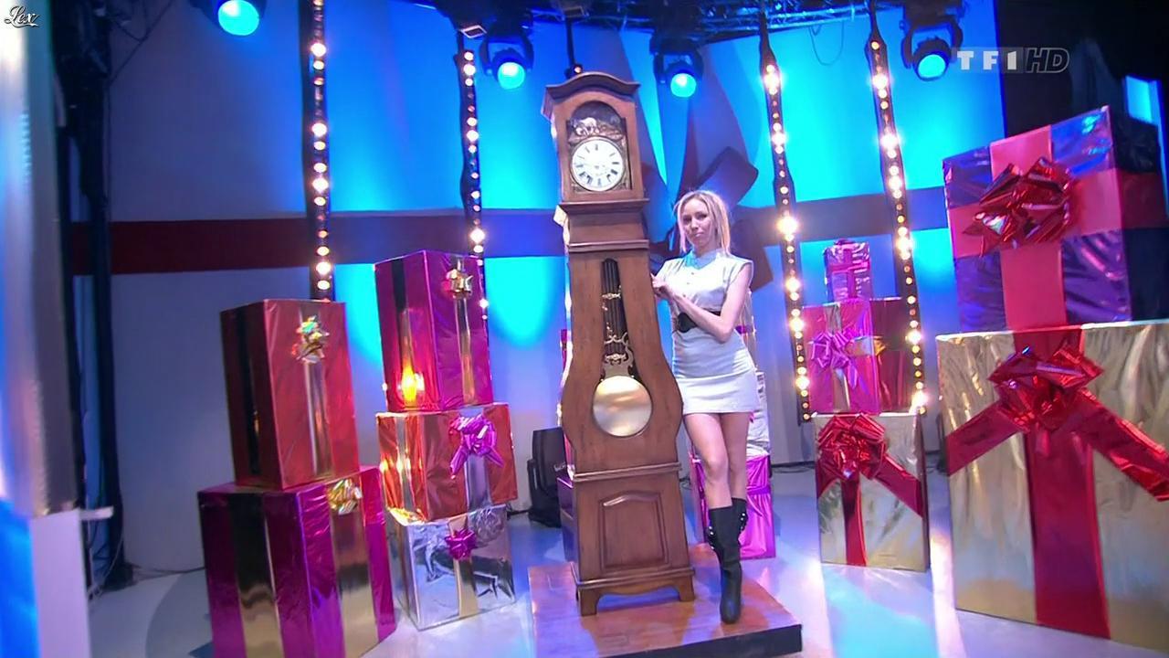 Nadia Aydanne dans le Juste Prix. Diffusé à la télévision le 23/03/10.