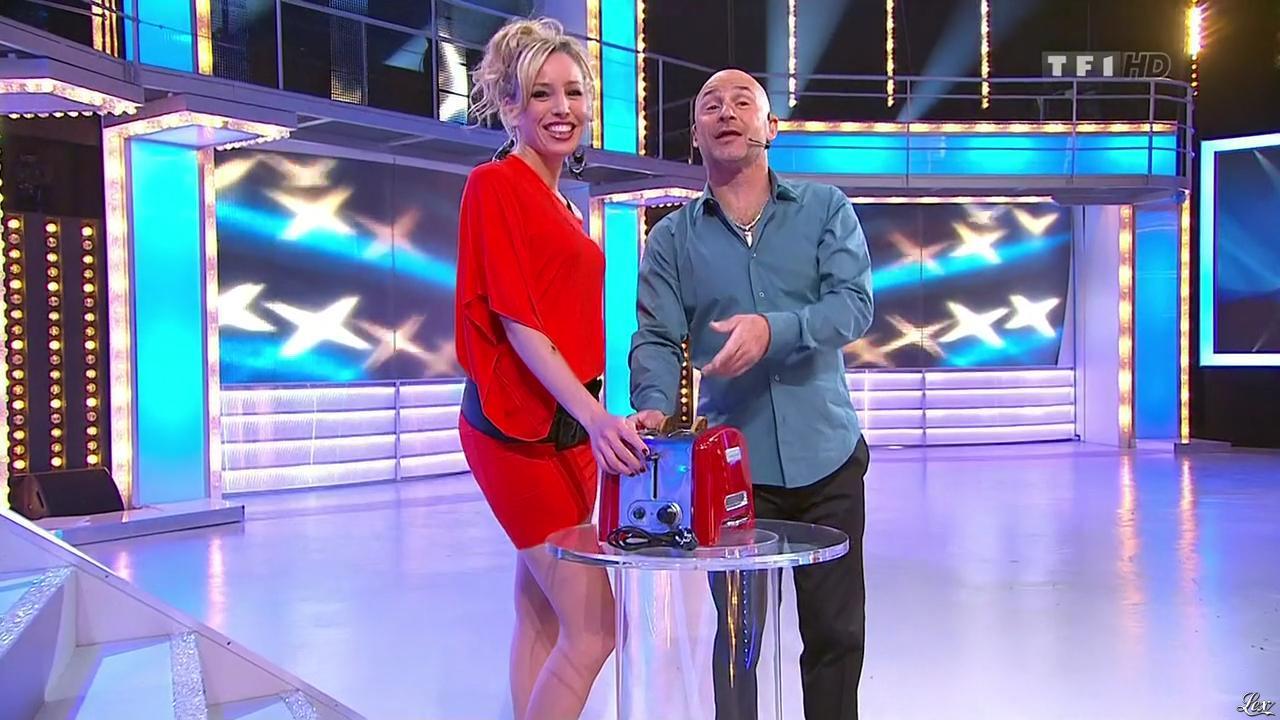 Nadia Aydanne dans le Juste Prix. Diffusé à la télévision le 23/04/10.