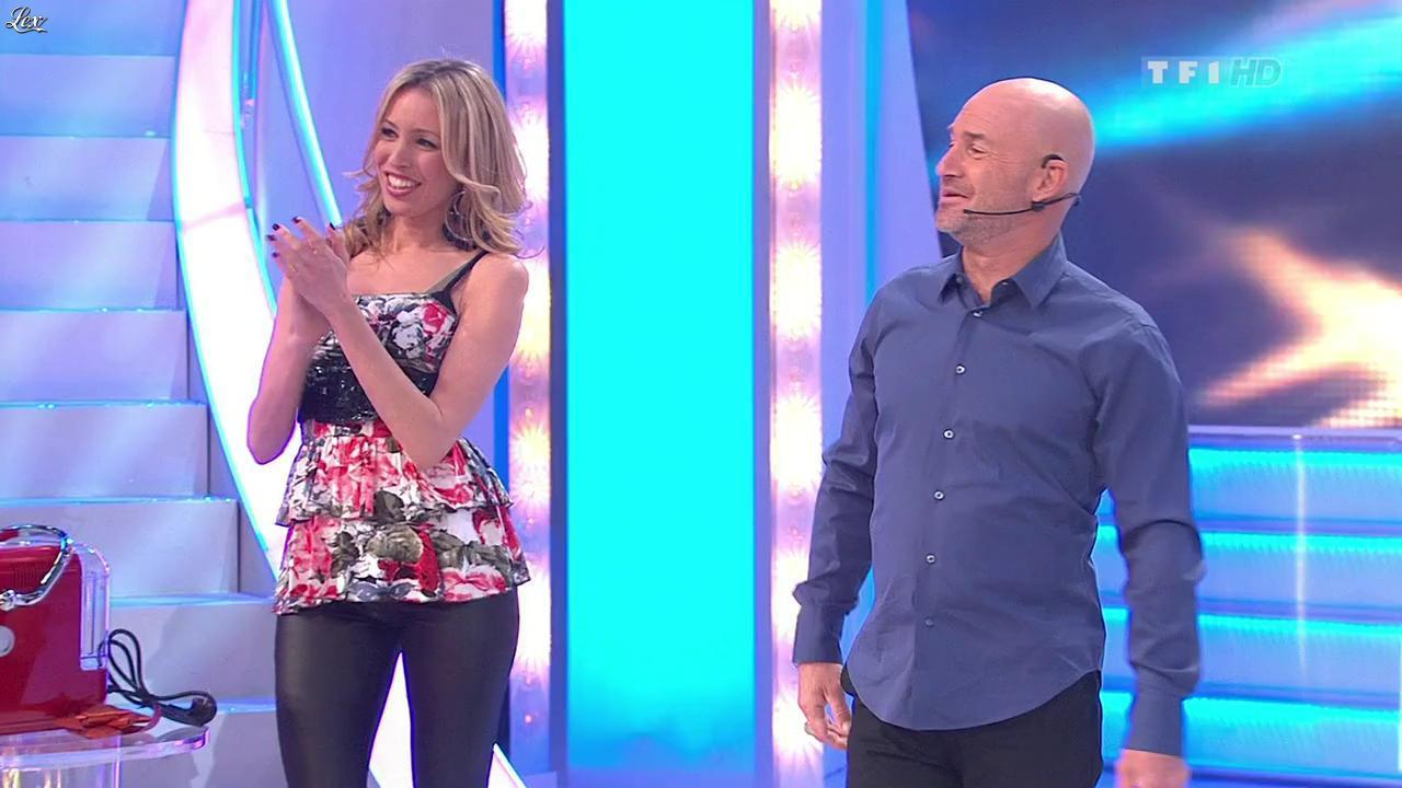 Nadia Aydanne dans le Juste Prix. Diffusé à la télévision le 28/04/10.