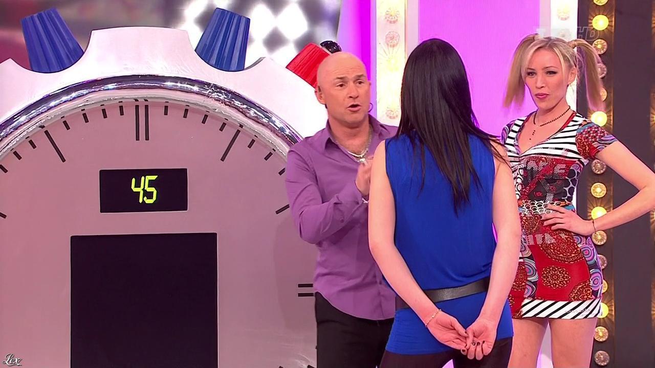 Nadia Aydanne dans le Juste Prix. Diffusé à la télévision le 30/03/10.