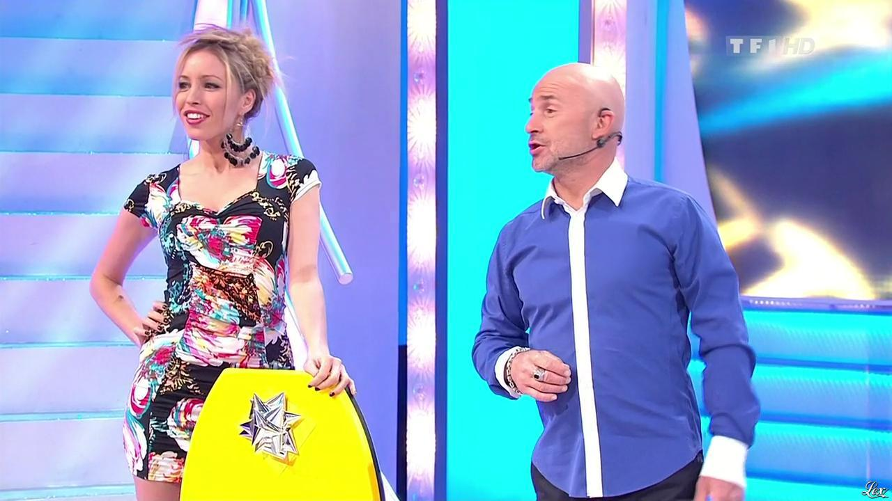 Nadia Aydanne dans le Juste Prix. Diffusé à la télévision le 30/04/10.
