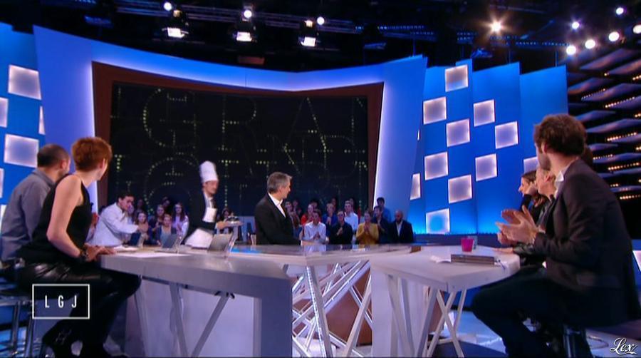 Natacha Polony dans le Grand Journal de Canal Plus. Diffusé à la télévision le 22/12/14.