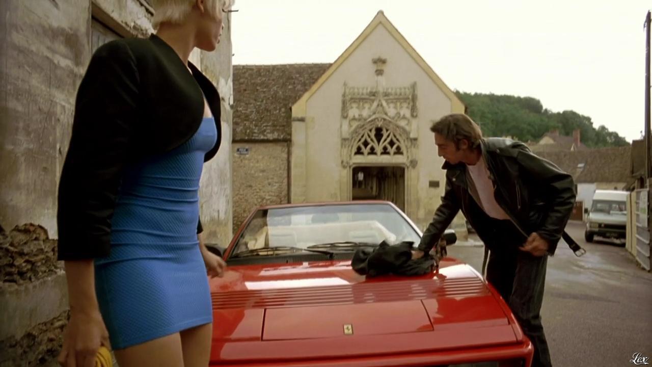 Nathalie Sejean dans les Anges Gardiens. Diffusé à la télévision le 29/12/09.