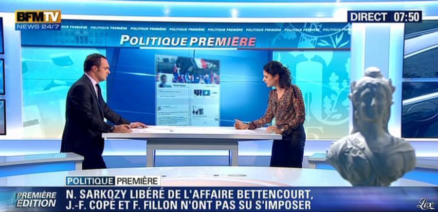 Apolline De Malherbe dans Politique Première. Diffusé à la télévision le 08/10/13.