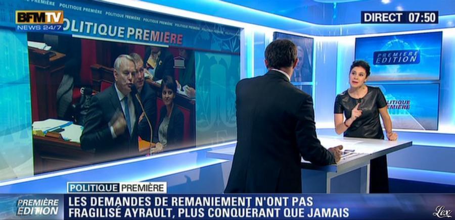 Apolline De Malherbe dans Politique Première. Diffusé à la télévision le 13/11/13.