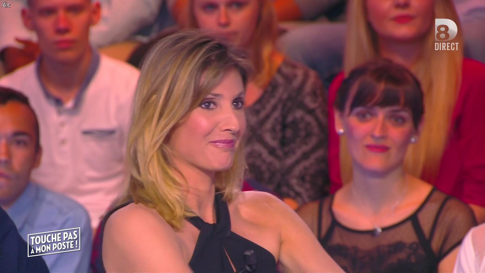 Caroline Ithurbide dans Touche pas à mon Poste. Diffusé à la télévision le 13/05/16.
