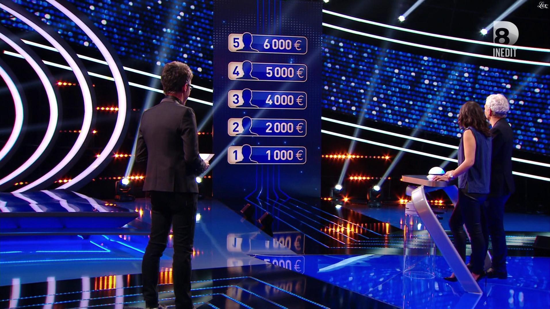 Estelle Denis dans Guess My Age. Diffusé à la télévision le 19/07/16.