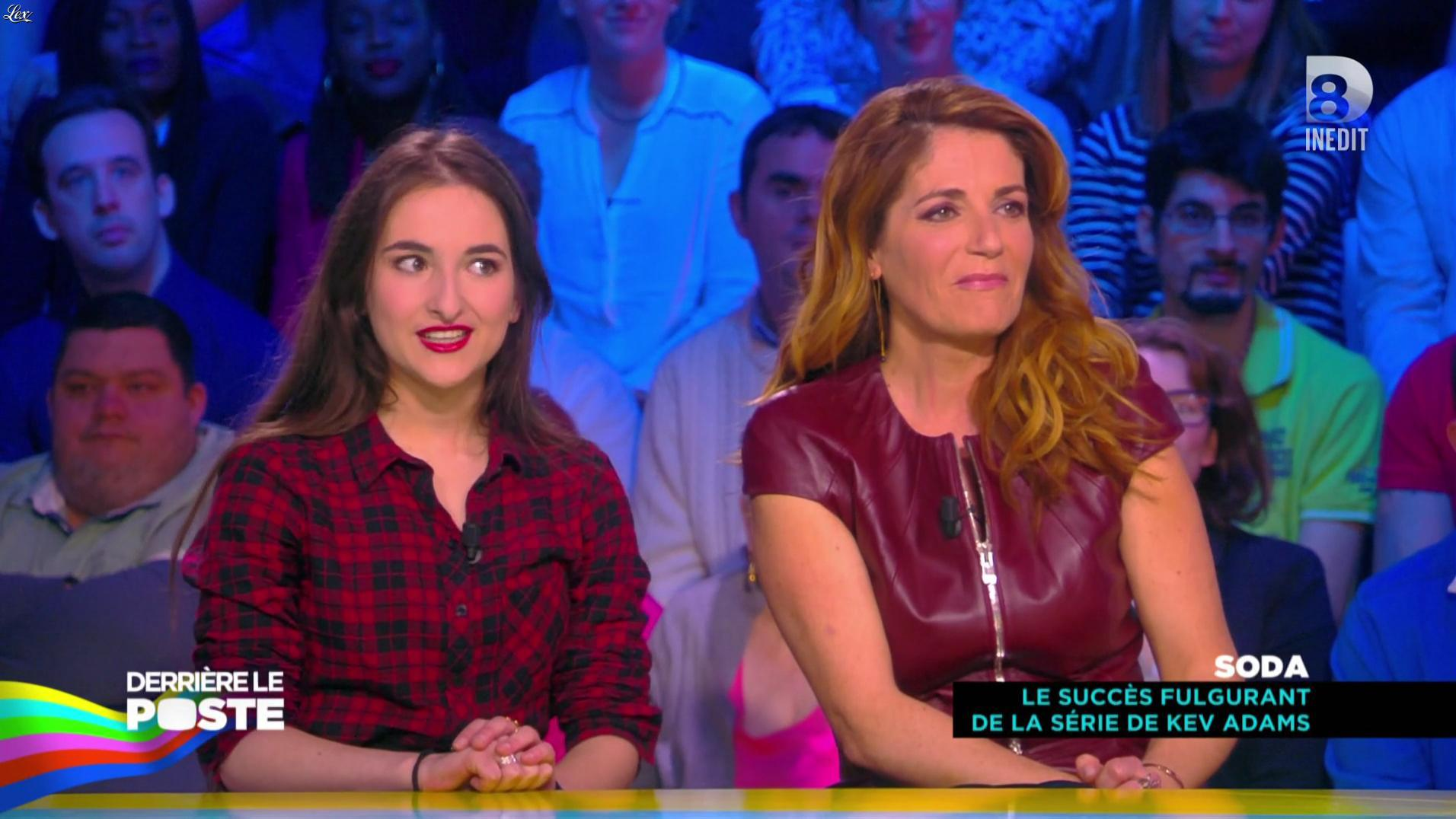 Laurence Oltuski dans Derriere le Poste. Diffusé à la télévision le 28/04/16.