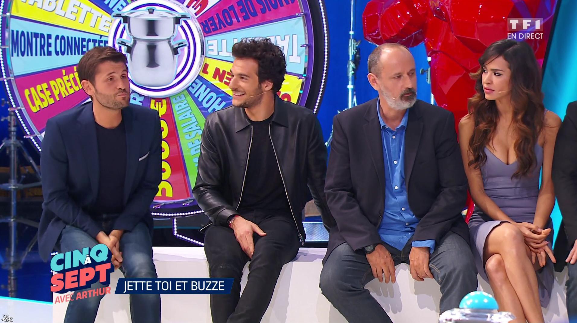 Leïla Ben Khalifa dans 5 à 7. Diffusé à la télévision le 23/06/16.