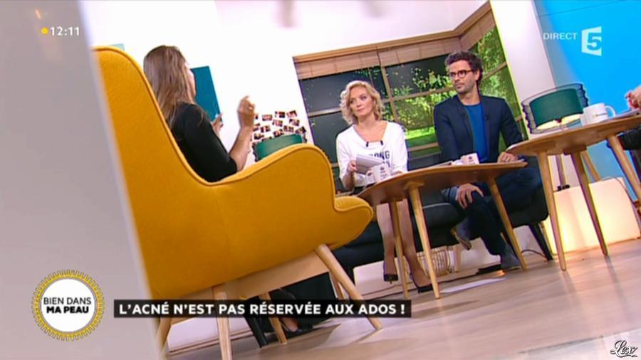 Maya Lauqué dans la Quotidienne. Diffusé à la télévision le 28/09/15.