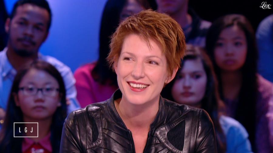 Natacha Polony dans le Grand Journal de Canal Plus. Diffusé à la télévision le 06/10/14.