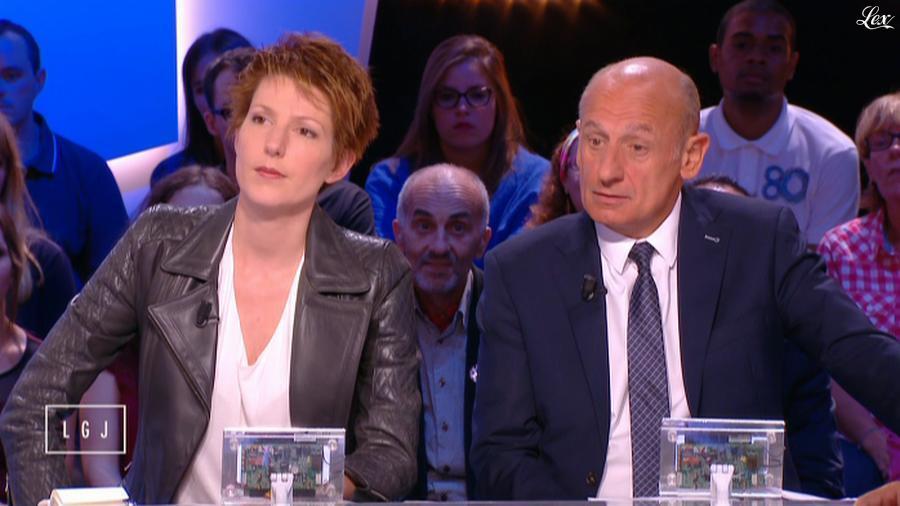 Natacha Polony dans le Grand Journal de Canal Plus. Diffusé à la télévision le 11/09/14.