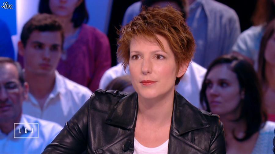 Natacha polony dans le grand journal de canal plus 16 09 14 06 - Le journal de la tele ...