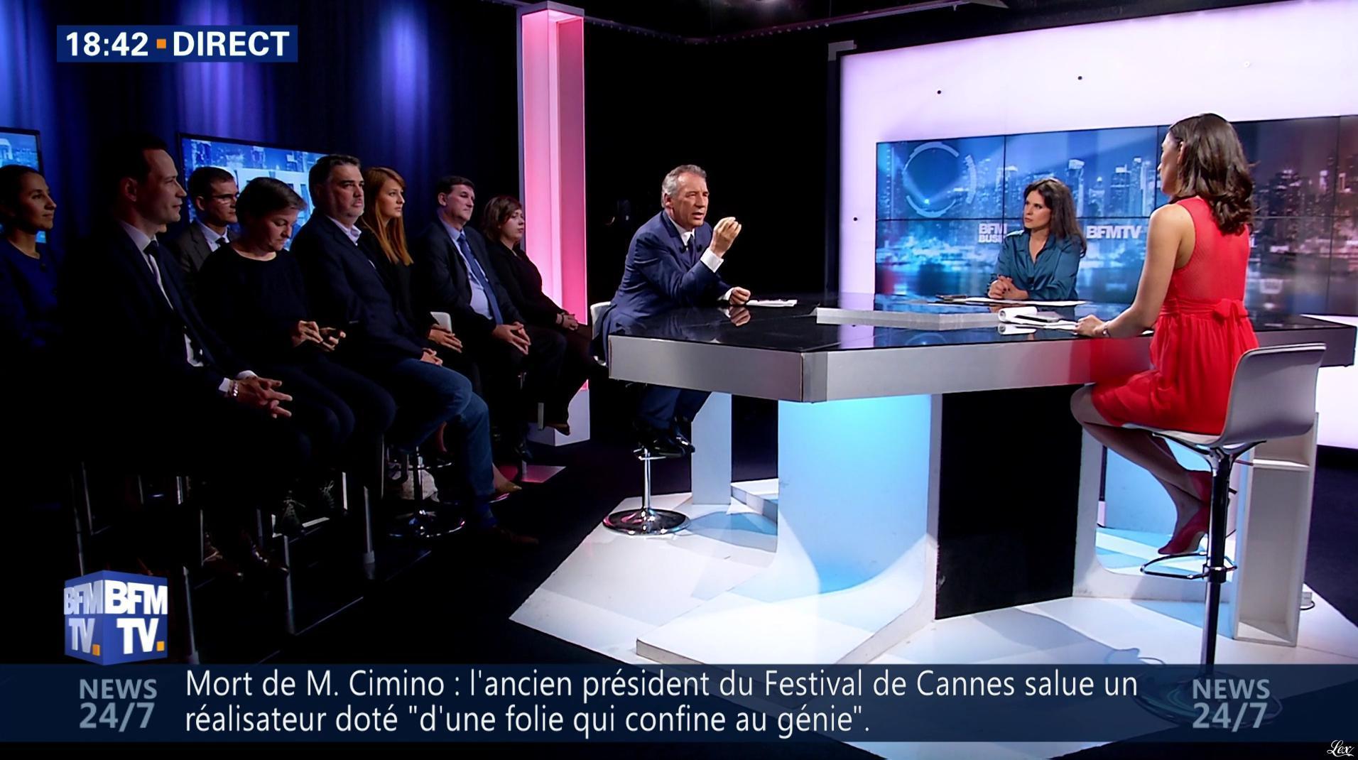 Nathalie Schuck dans BFM Politique. Diffusé à la télévision le 03/07/16.