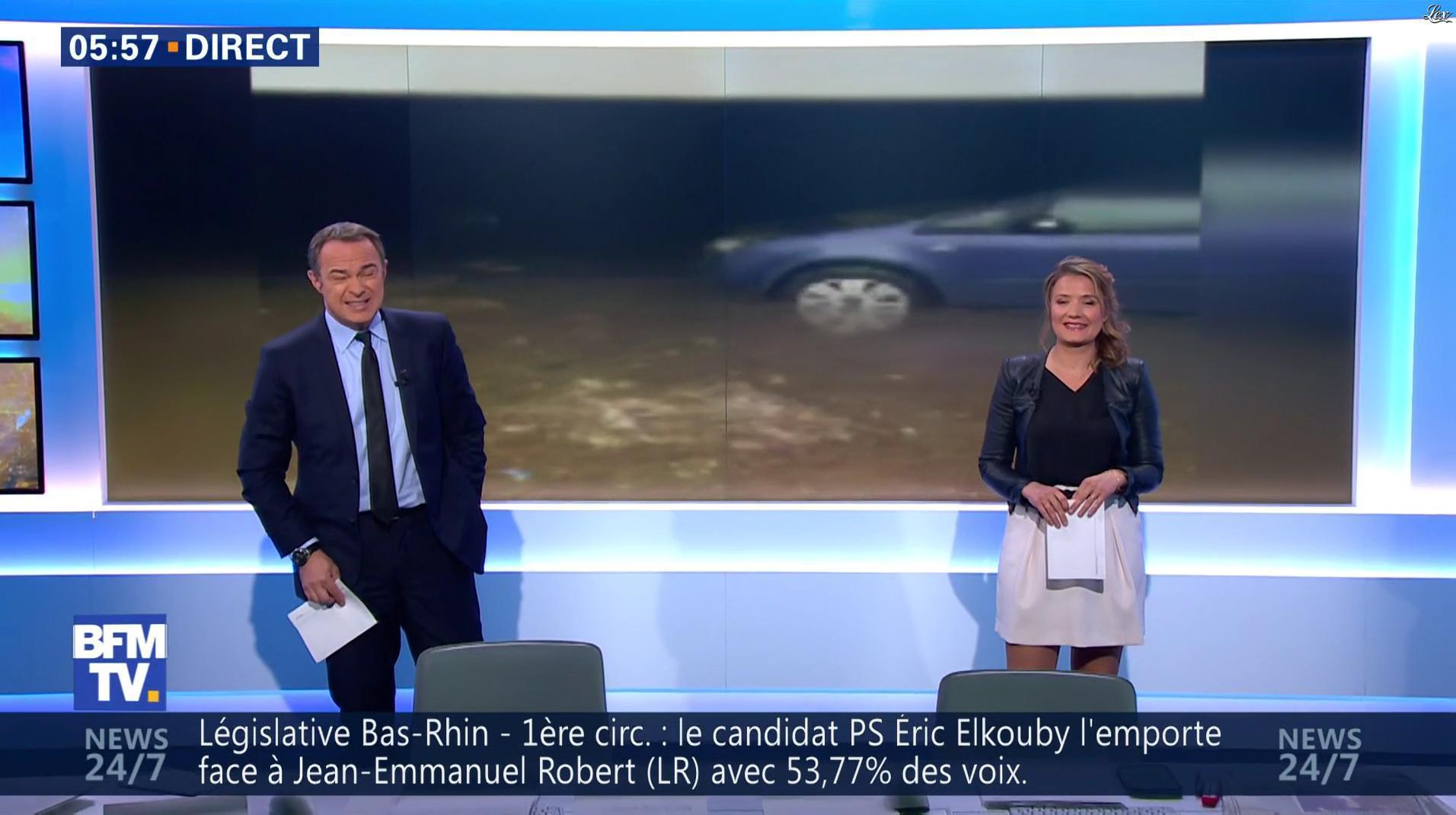 Pascale De La Tour Du Pin dans Première Edition. Diffusé à la télévision le 30/05/16.