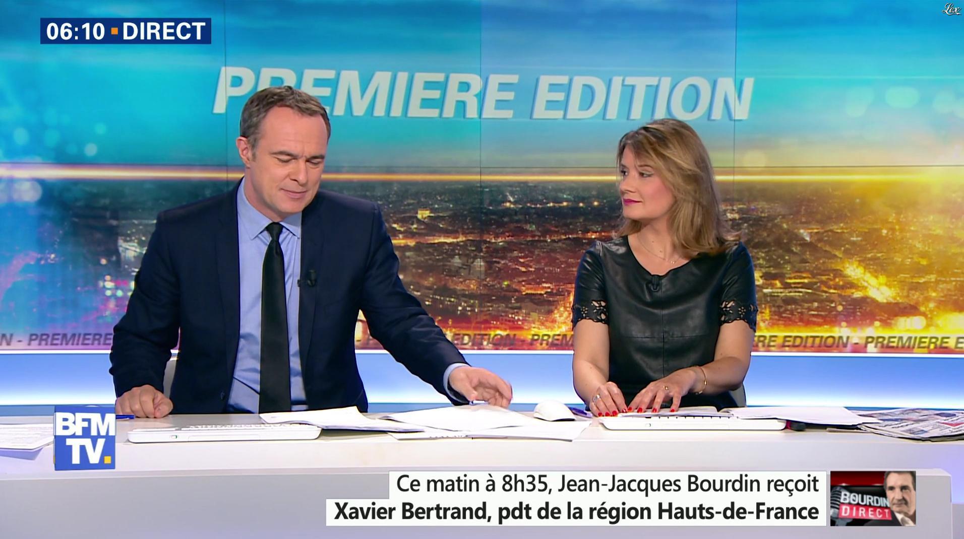 Pascale De La Tour Du Pin dans Première Edition. Diffusé à la télévision le 30/06/16.