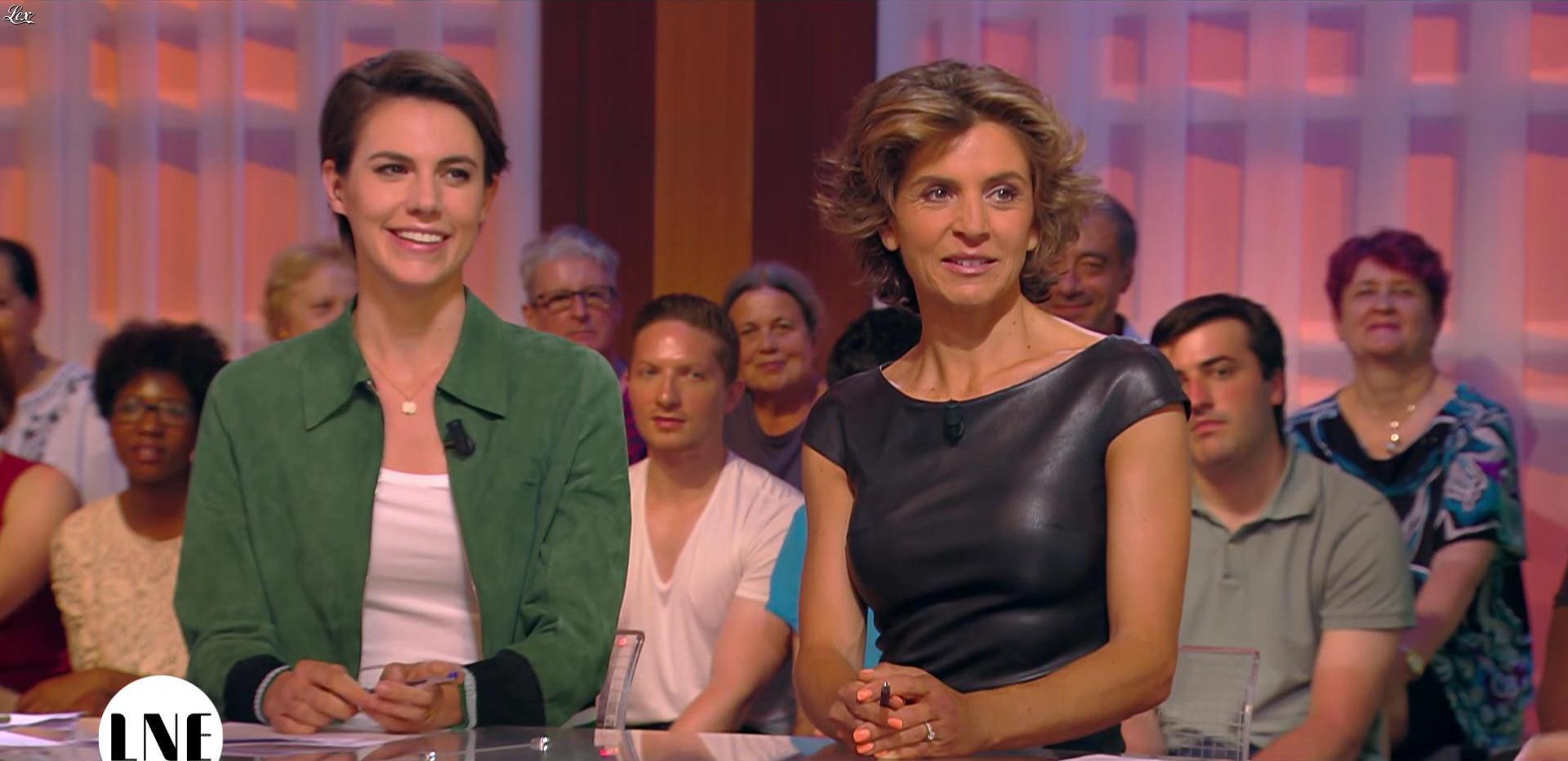 Anne Nivat dans la Nouvelle Edition. Diffusé à la télévision le 20/06/17.