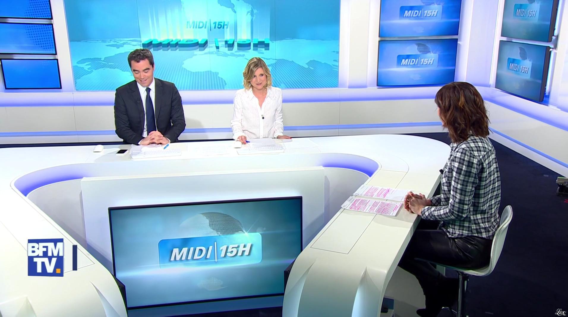 Candice Mahout dans le Midi-15h. Diffusé à la télévision le 10/03/17.