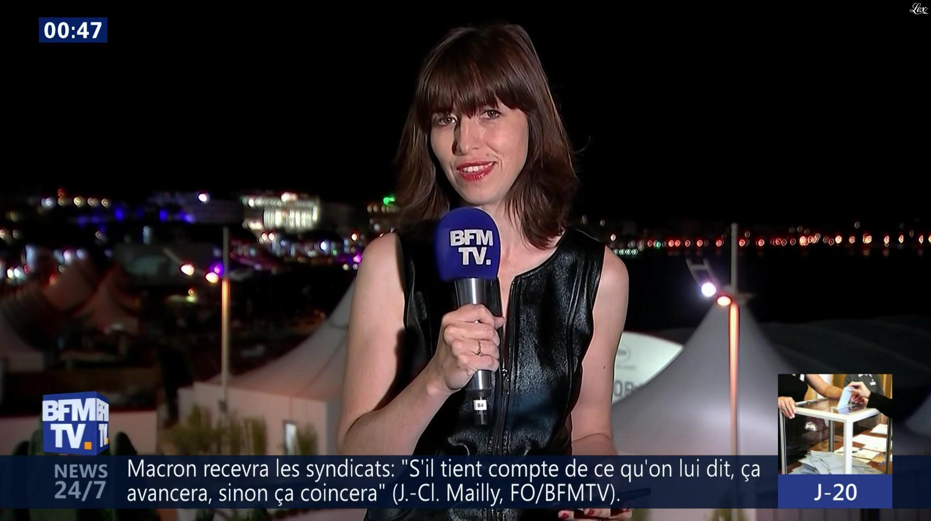 Candice Mahout dans Non Stop. Diffusé à la télévision le 23/05/17.