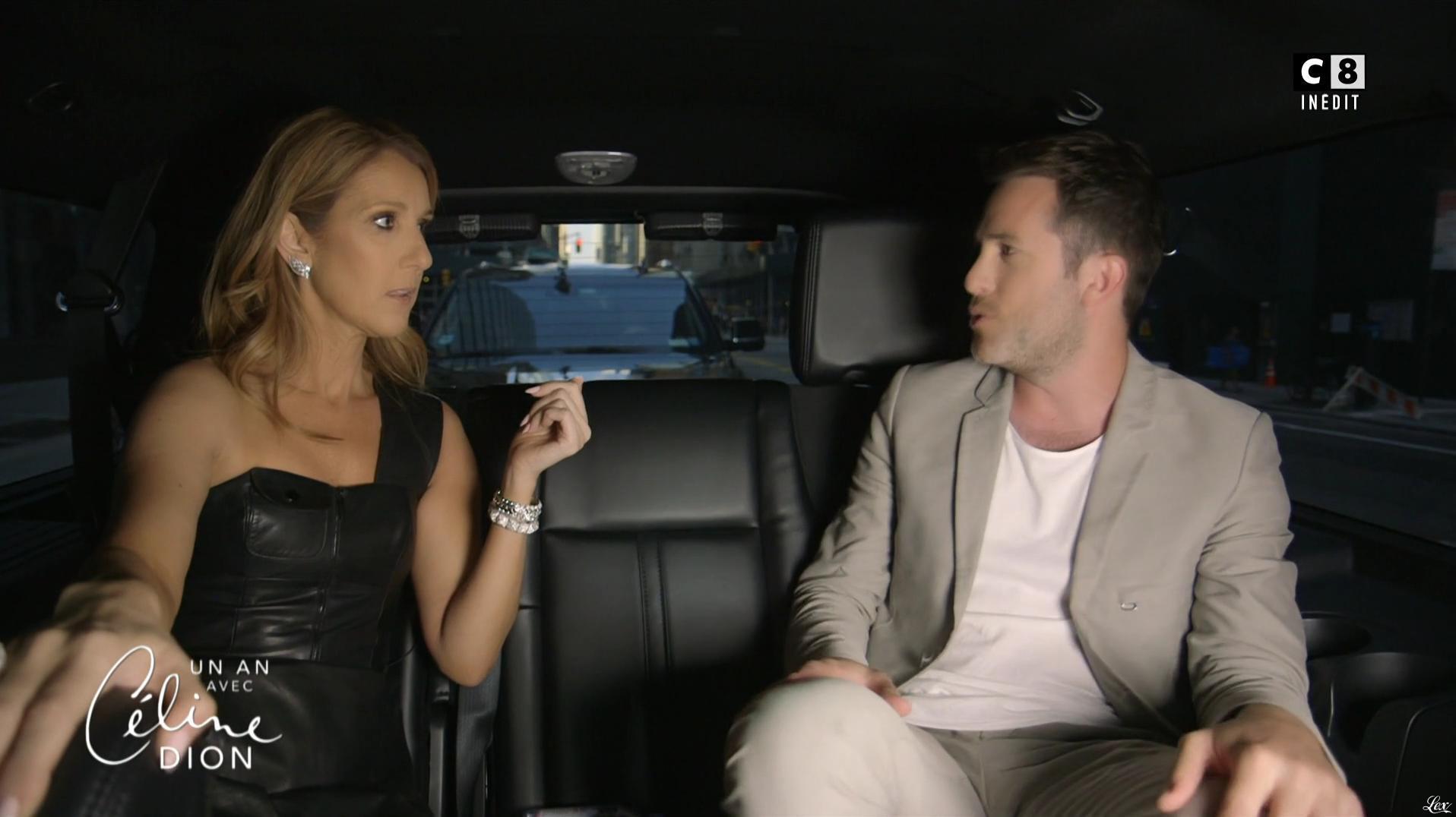 Céline Dion dans un An avec Céline Dion. Diffusé à la télévision le 04/05/17.