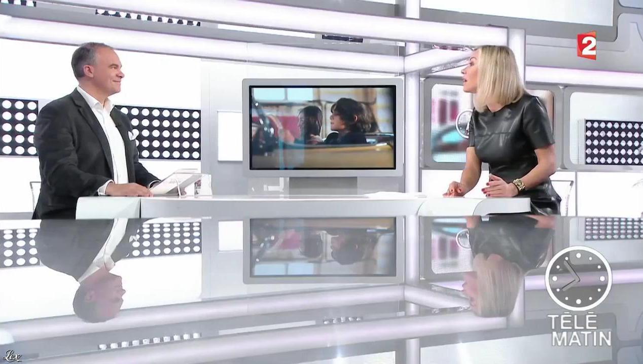 Charlotte Bouteloup dans Télématin. Diffusé à la télévision le 27/12/16.