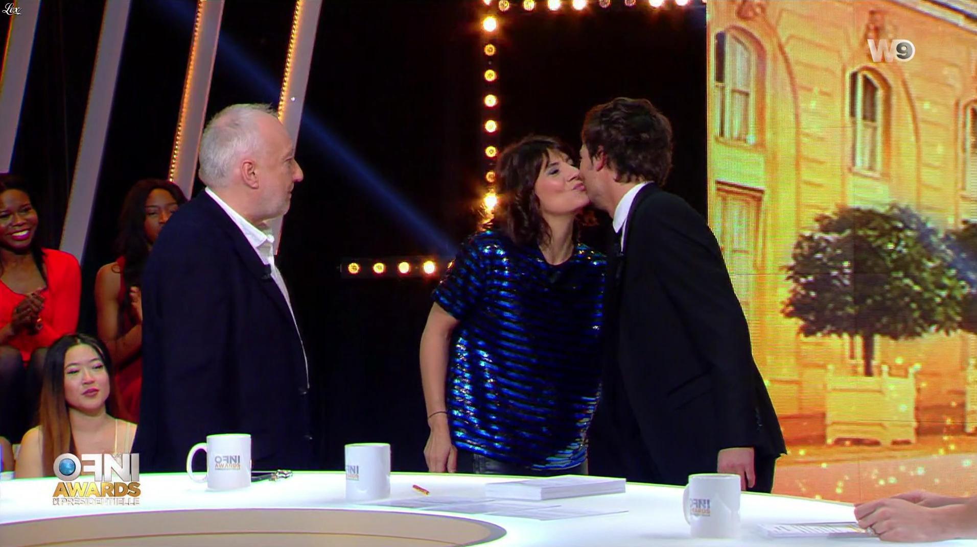 Estelle Denis dans OFNI. Diffusé à la télévision le 28/03/17.