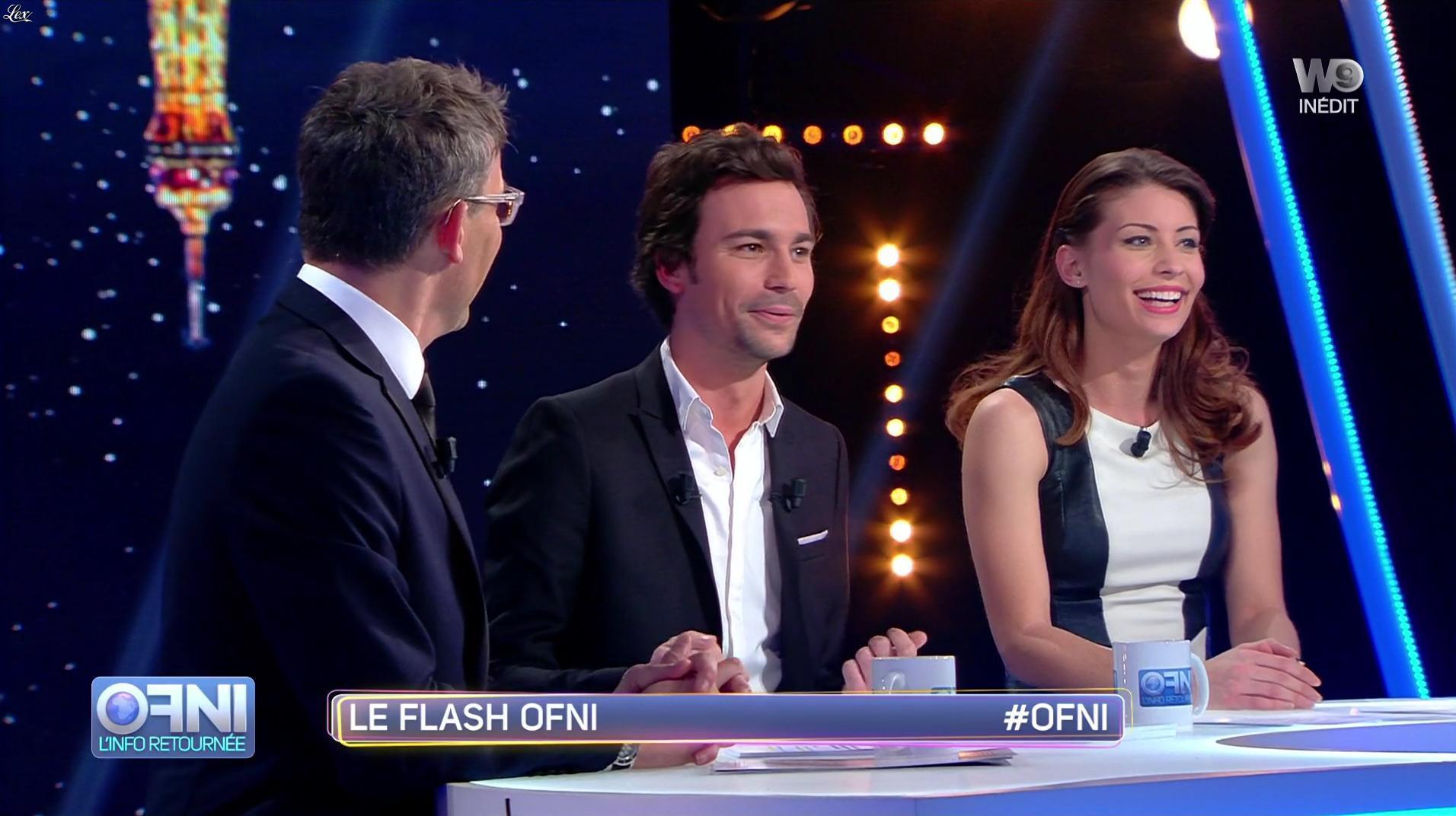 Jill Vandermeulen dans OFNI. Diffusé à la télévision le 21/03/17.