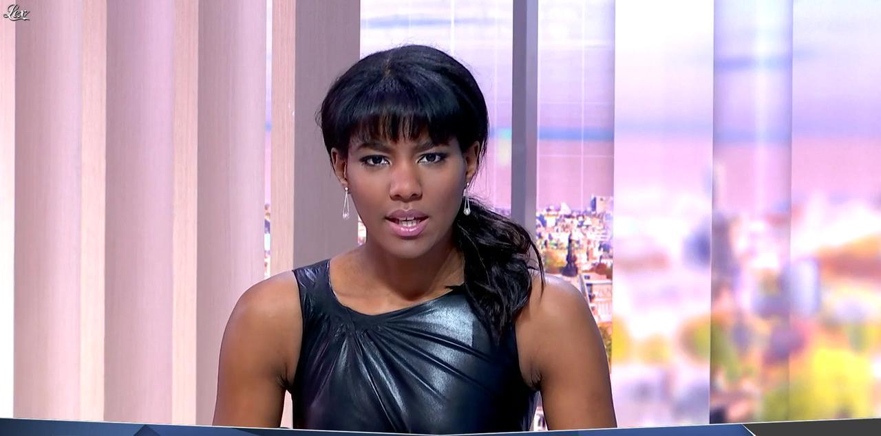 Marie Aline Meliyi dans LCI et Vous. Diffusé à la télévision le 18/11/16.