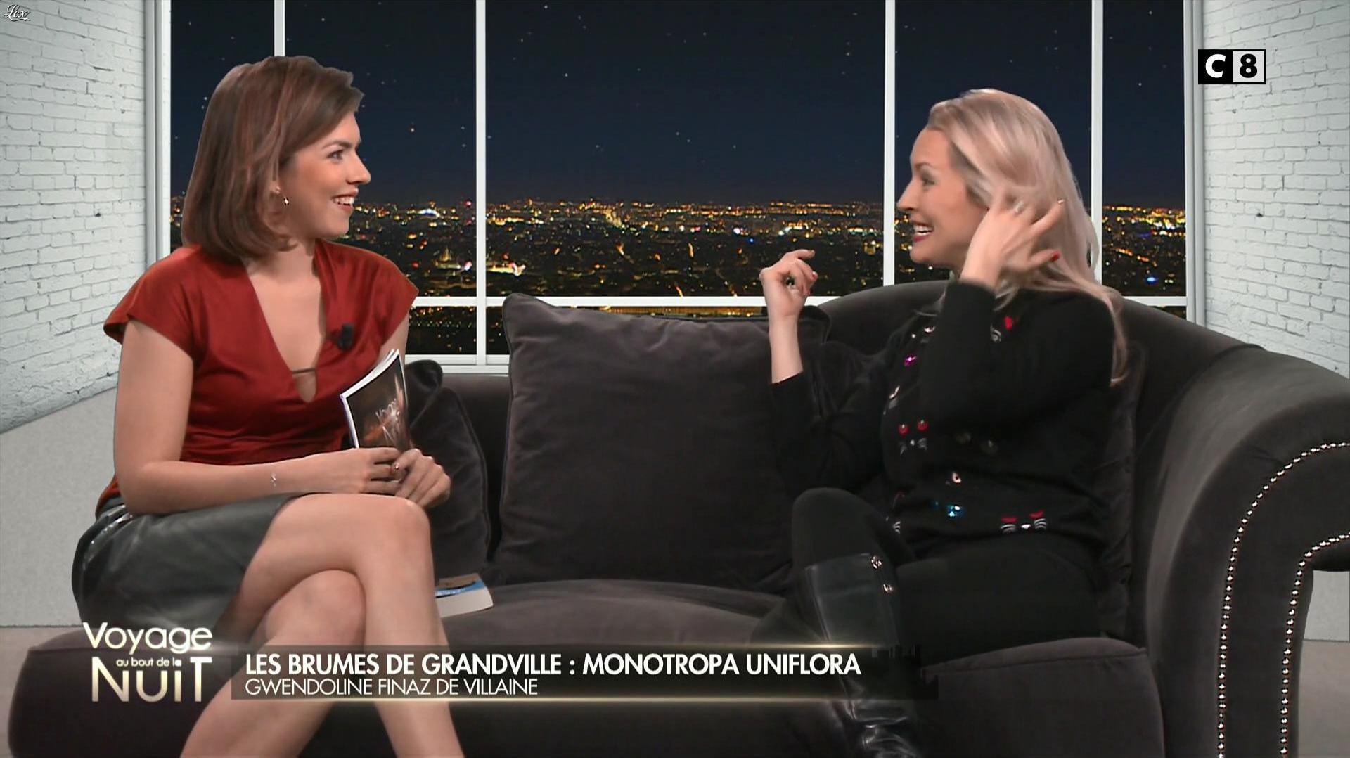 Marie Clement dans Voyage au Bout de la Nuit. Diffusé à la télévision le 15/05/17.