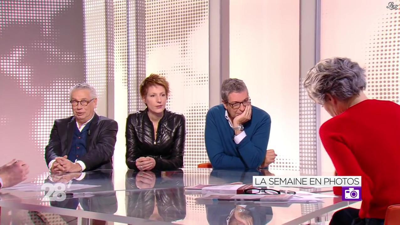 Natacha Polony dans 28 Minutes. Diffusé à la télévision le 02/12/16.