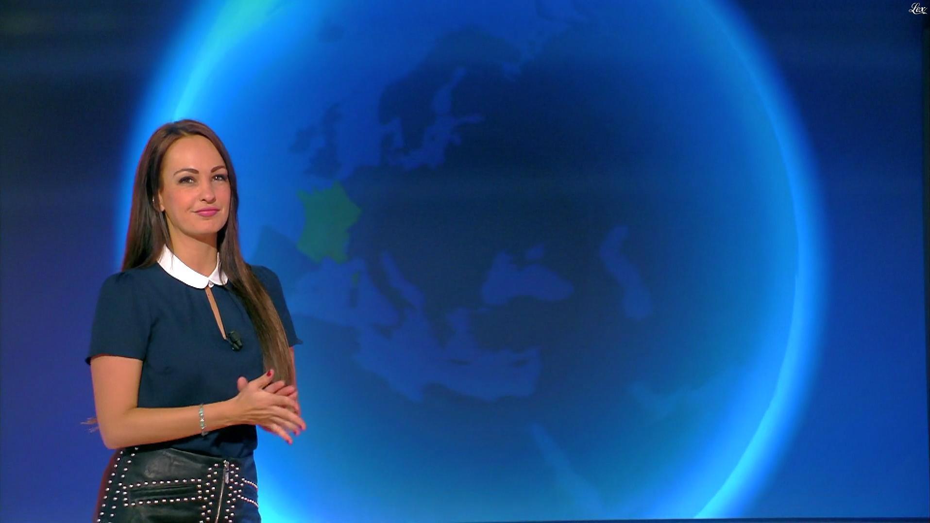Alexandra Blanc dans la Matinale. Diffusé à la télévision le 19/04/18.