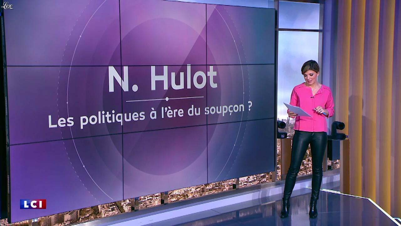 Benedicte Le Chatelier dans 24h le Week-End. Diffusé à la télévision le 10/02/18.