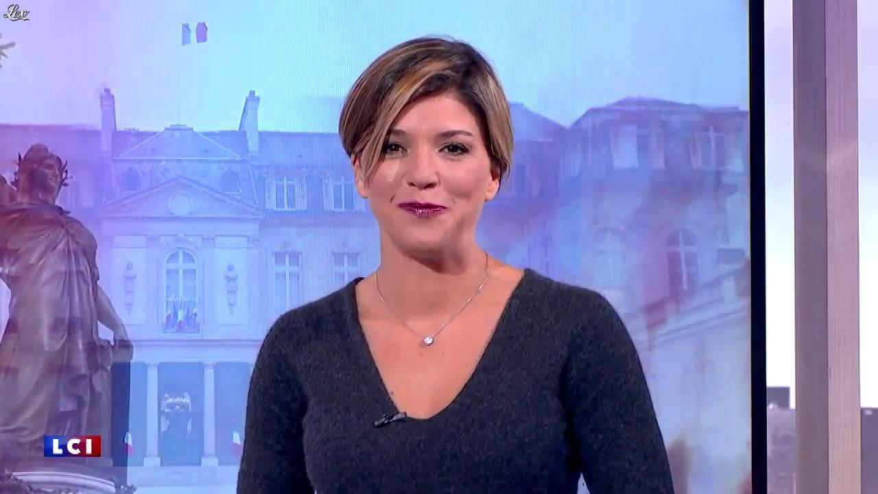 Bénédicte Le Chatelier dans le Live Politique. Diffusé à la télévision le 05/11/17.