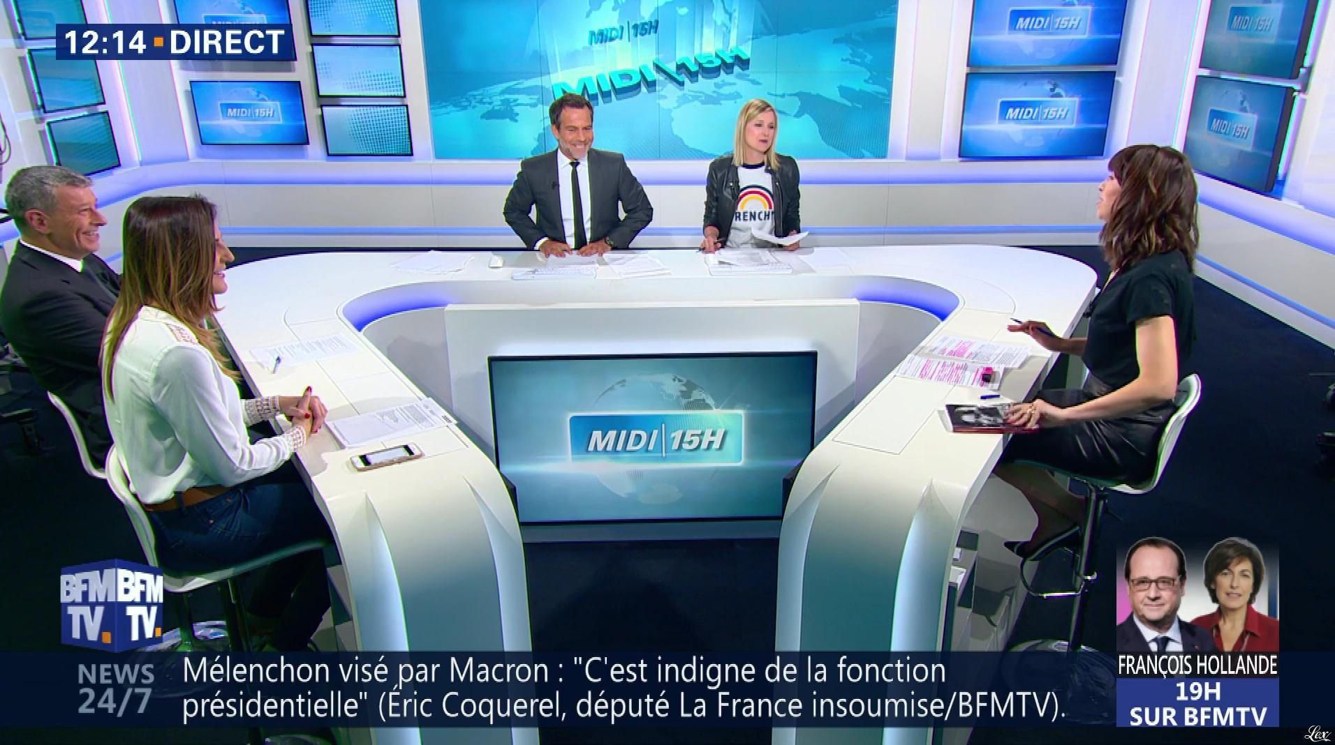Candice Mahout dans le Midi-15h. Diffusé à la télévision le 03/05/18.