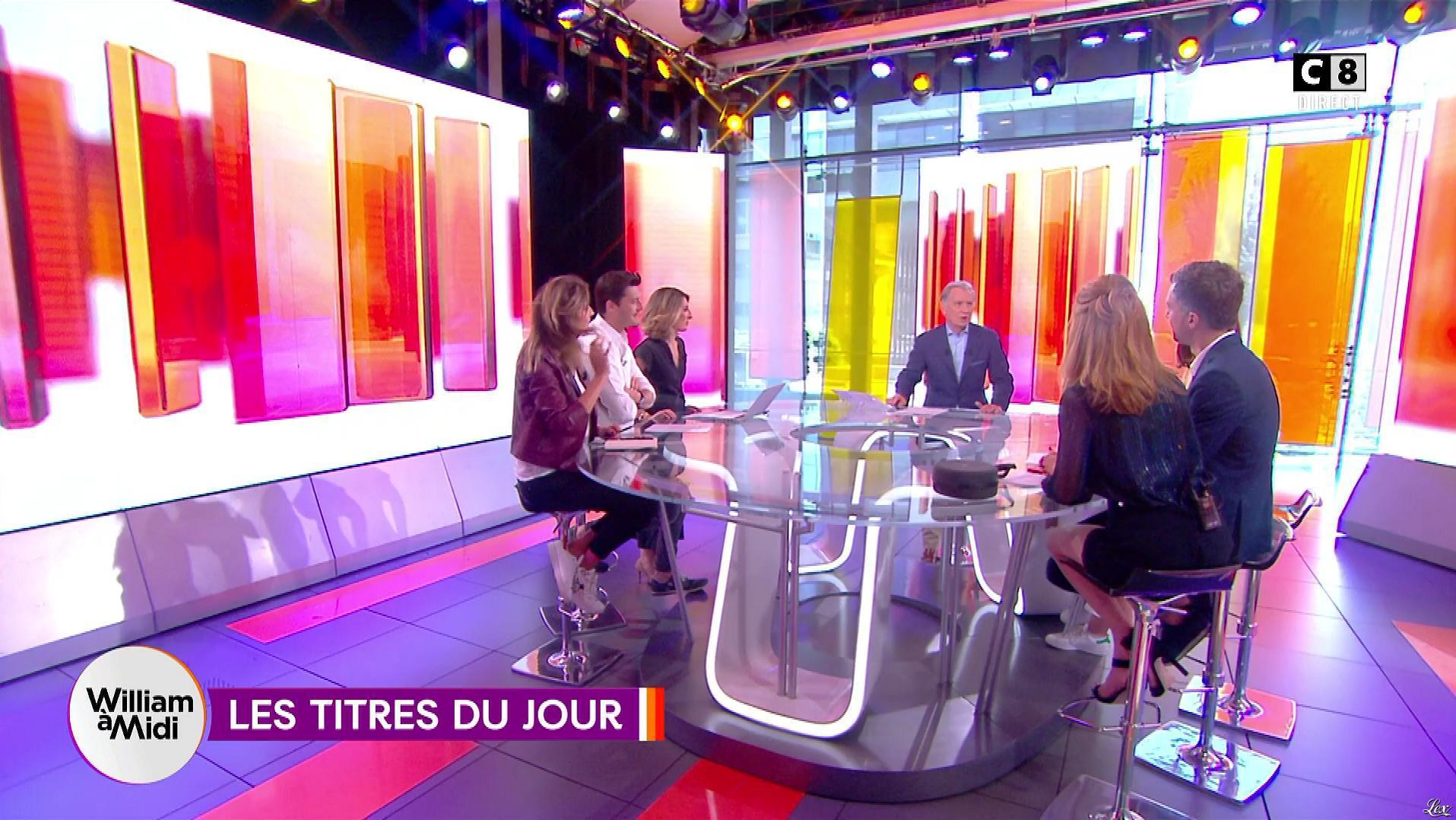 Caroline Ithurbide et Véronique Mounier dans William à Midi. Diffusé à la télévision le 04/06/18.