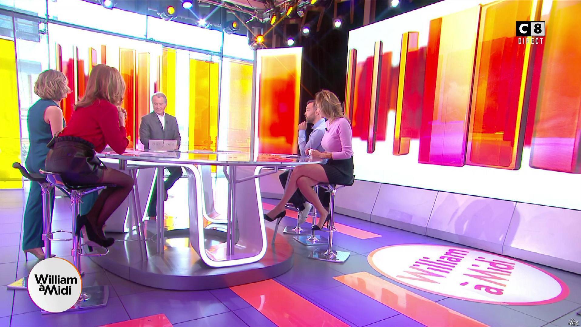 Caroline Ithurbide et Véronique Mounier dans William à Midi. Diffusé à la télévision le 26/04/18.