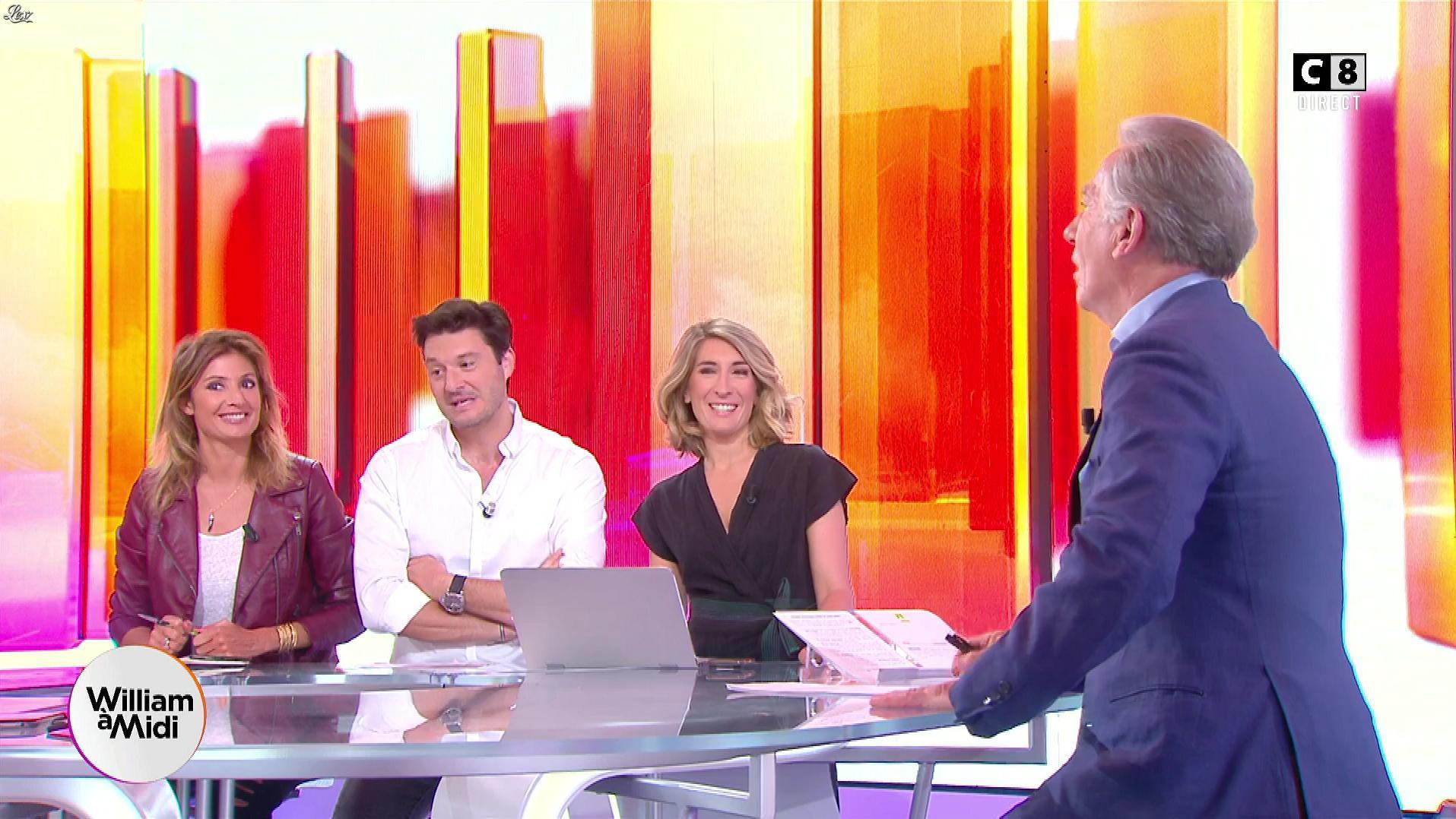 Caroline Ithurbide dans William à Midi. Diffusé à la télévision le 04/06/18.