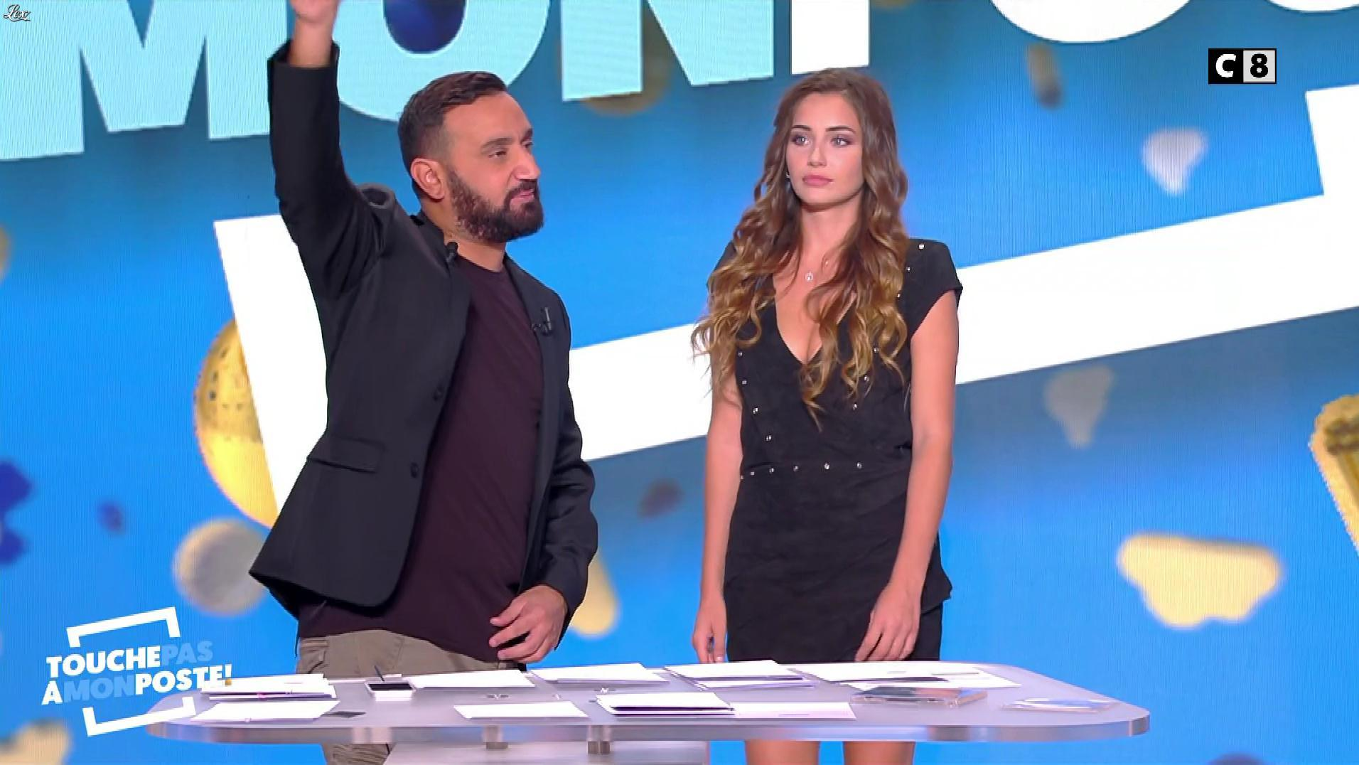 Charlotte Pirroni dans Touche pas à mon Poste - 04/10/17 - 02