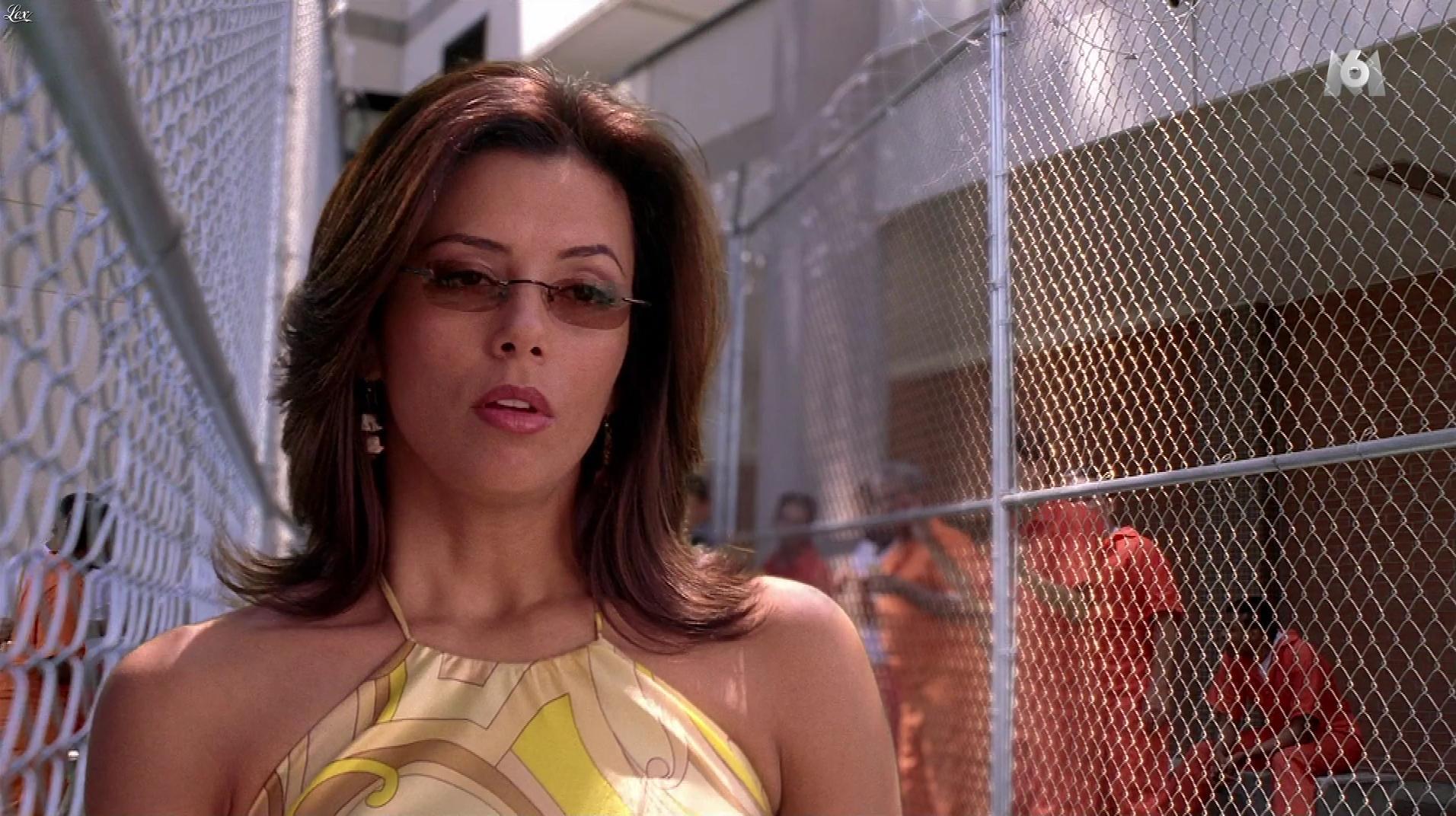 Eva Longoria dans Desperate Housewives. Diffusé à la télévision le 02/03/17.