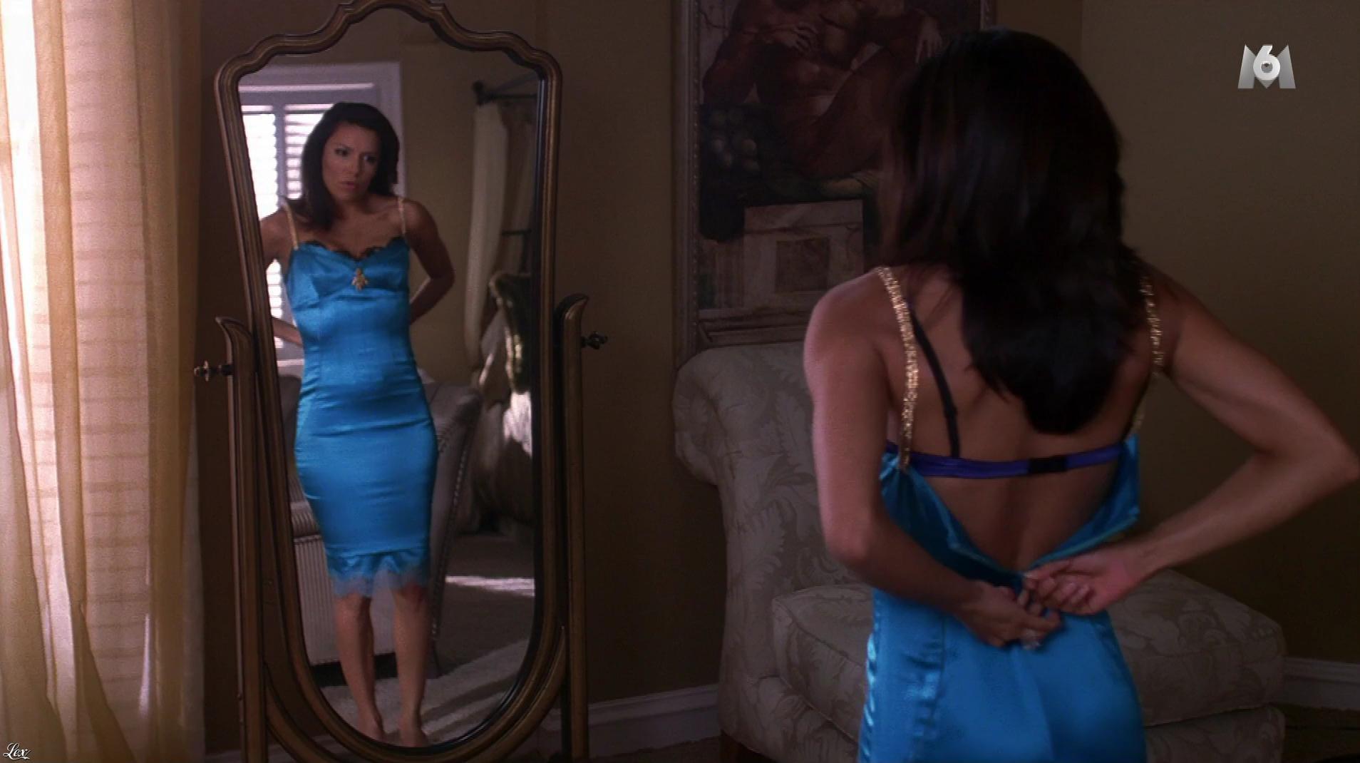 Eva Longoria dans Desperate Housewives. Diffusé à la télévision le 06/03/17.