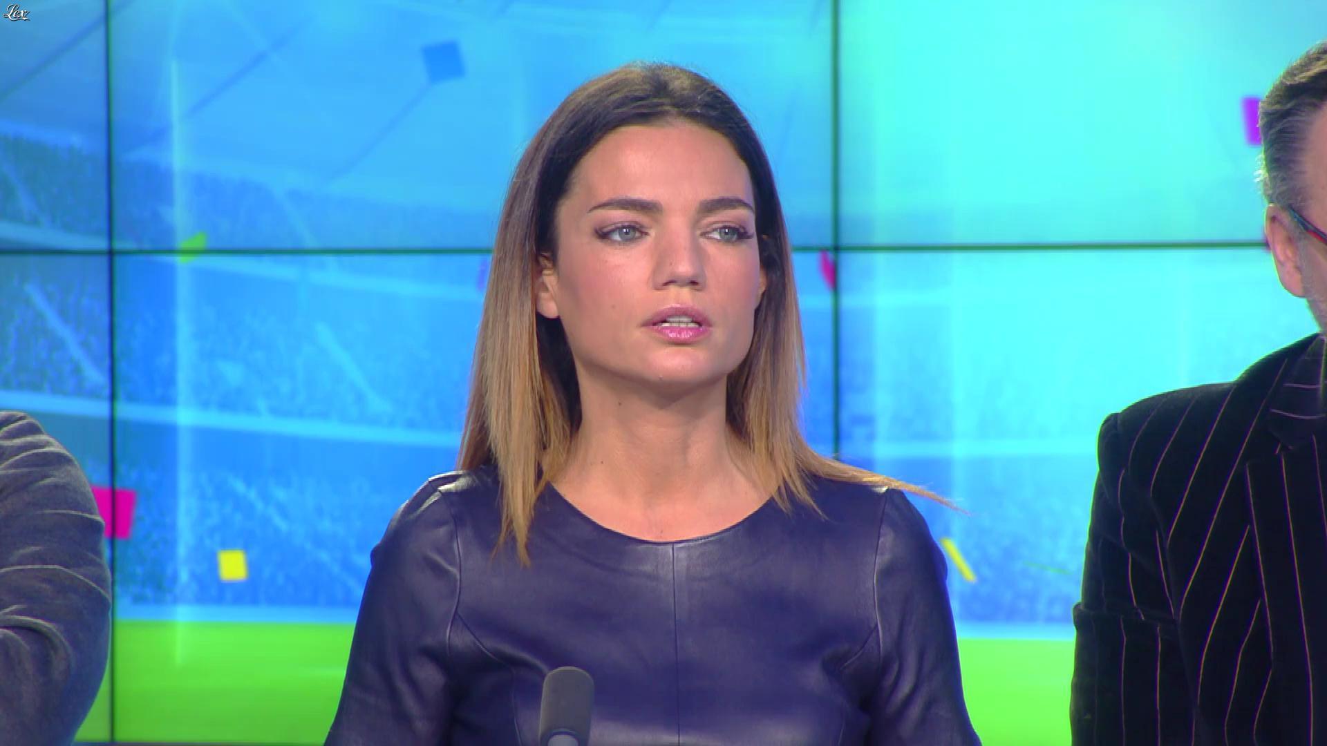 FrancesÇa Antoniotti dans 13h Foot. Diffusé à la télévision le 05/02/17.