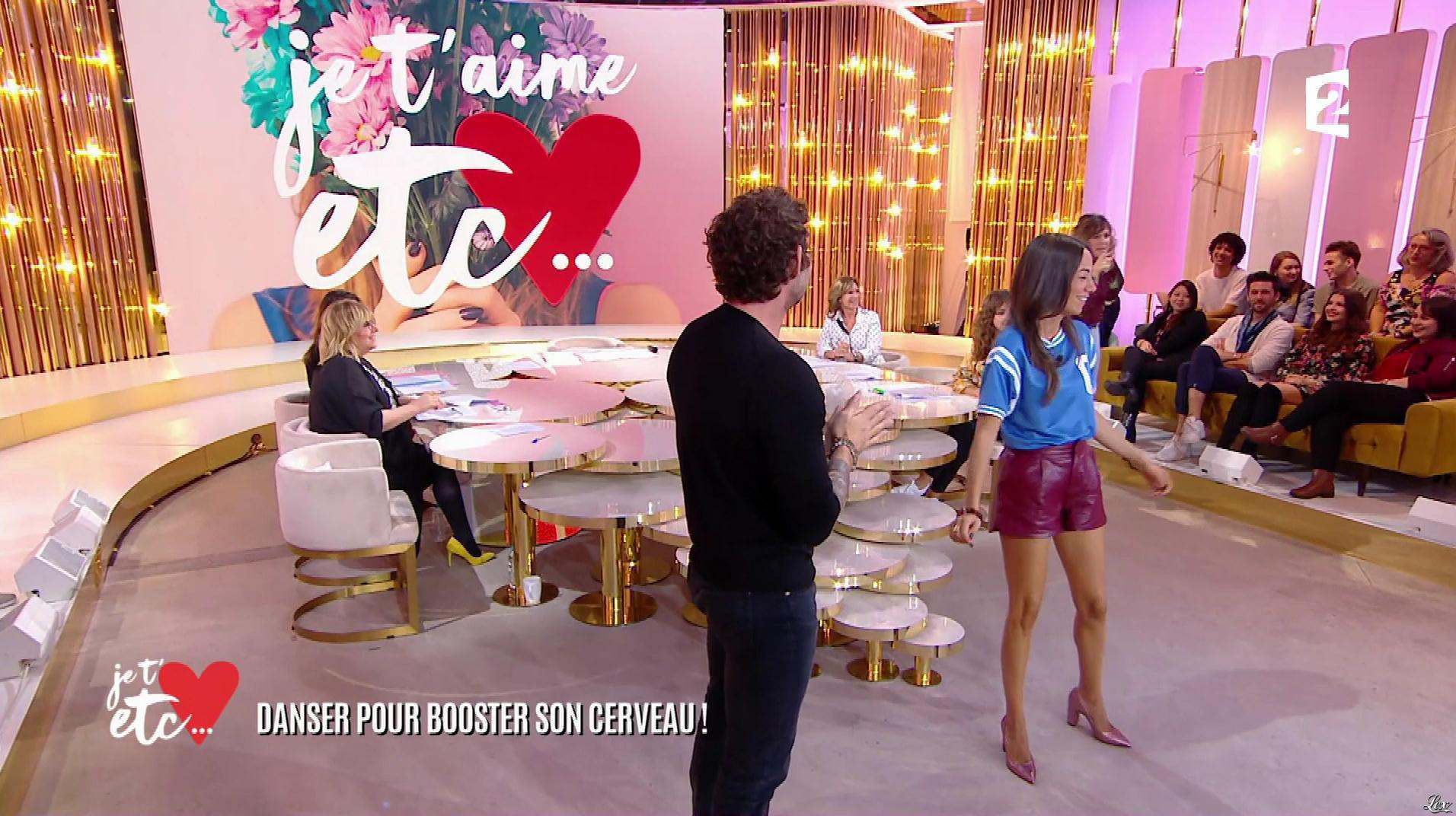 Janane Boudili dans Je t'aime, etc.. Diffusé à la télévision le 04/10/17.