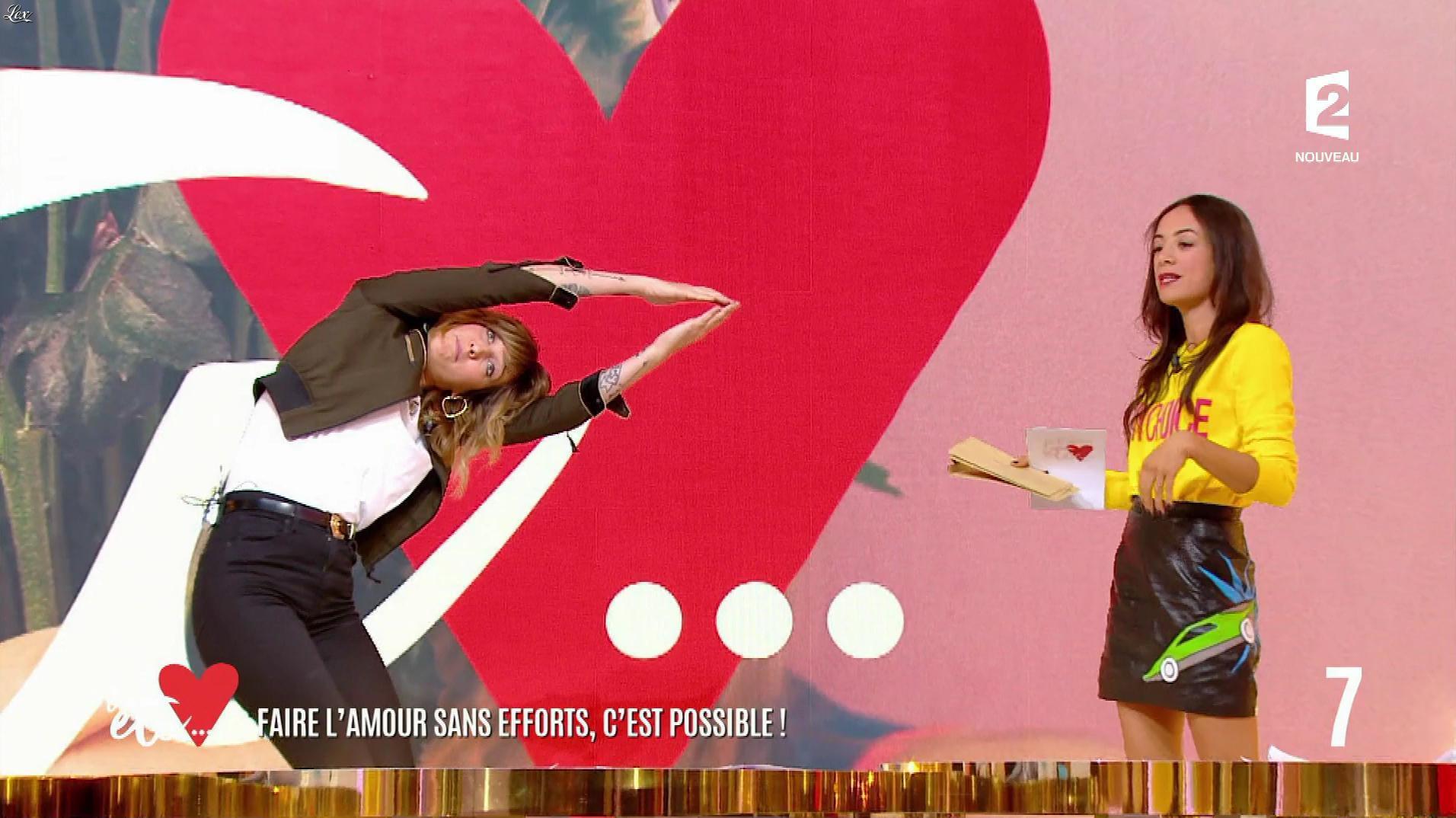Janane Boudili dans Je t aime etc. Diffusé à la télévision le 14/09/17.