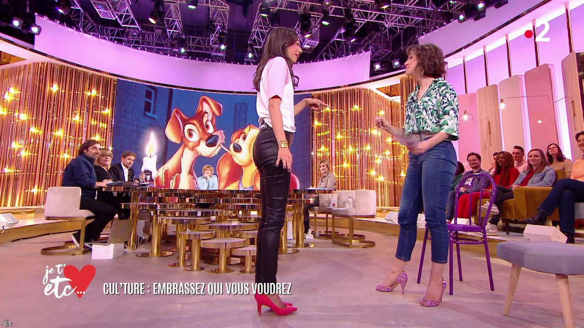 Janane Boudili dans Je t'aime, etc.. Diffusé à la télévision le 17/04/18.