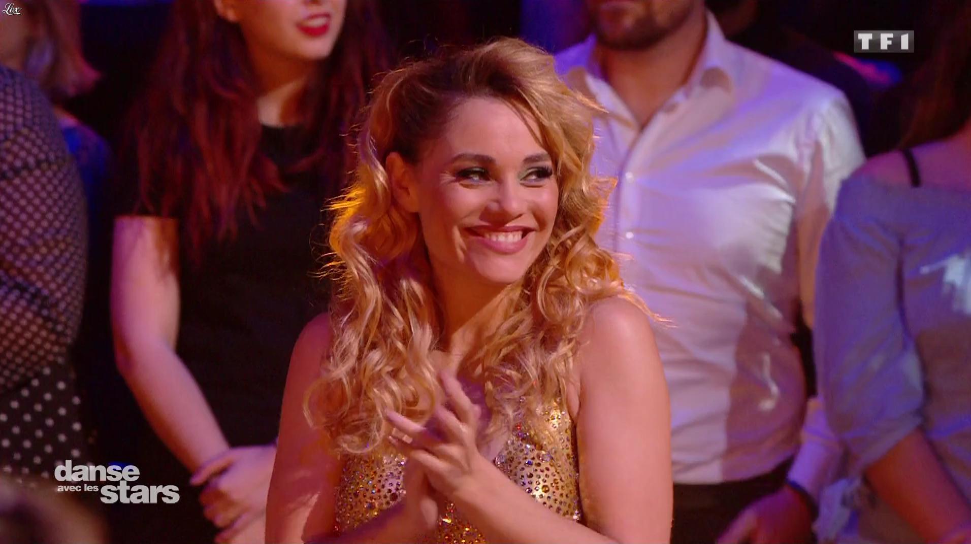 Joy Esther dans Danse avec les Stars. Diffusé à la télévision le 18/11/17.