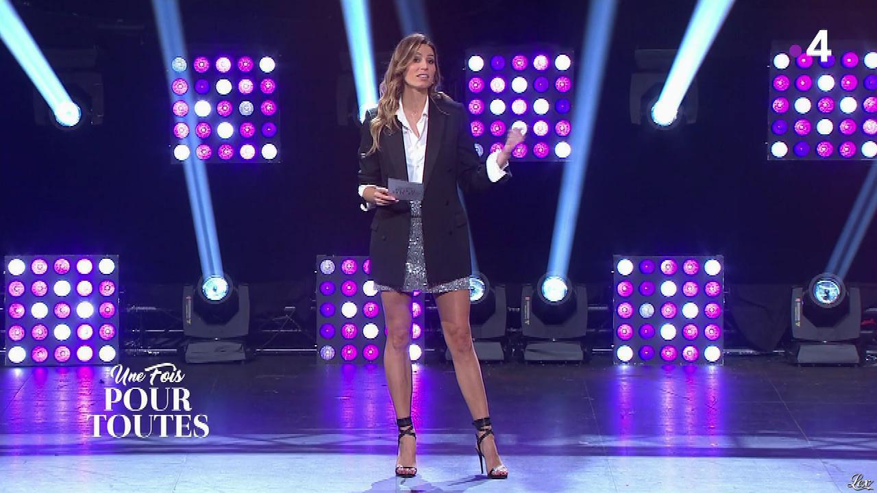 Laury Thilleman dans une Fois pour Toutes. Diffusé à la télévision le 08/03/18.